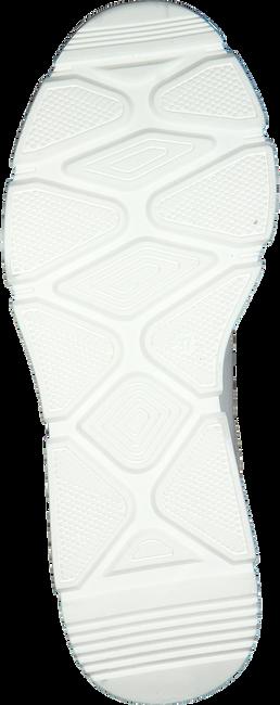 Weiße OMODA Stiefeletten KADY FAT 10-J  - large