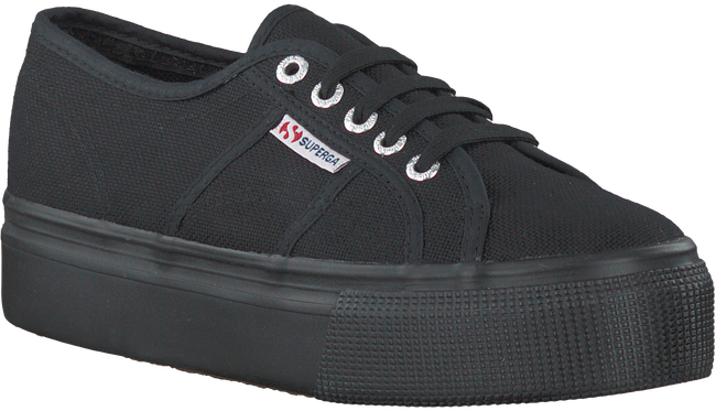 Schwarze SUPERGA Sneaker 2790 - large