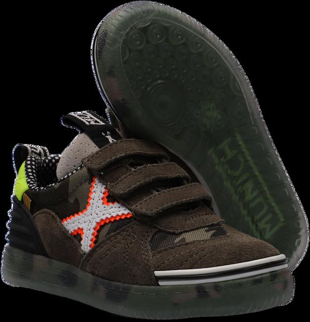 Grüne MUNICH Sneaker low G3 VELCRO  - large