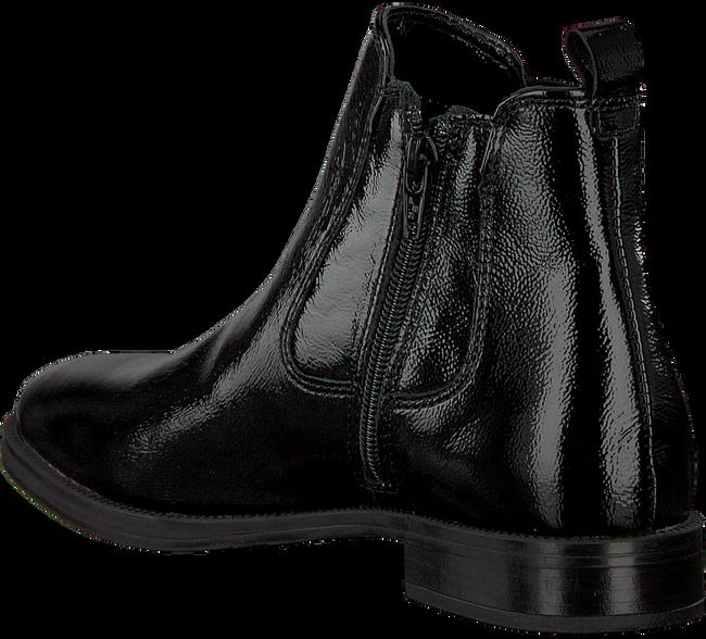 Schwarze OMODA Chelsea Boots 82B012 - large