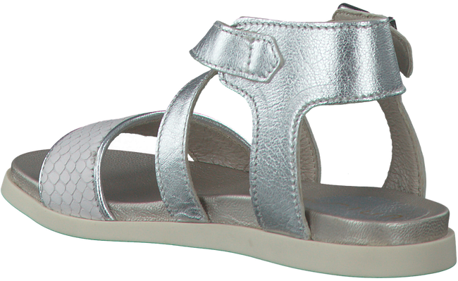 Silberne UNISA Sandalen PACY - large