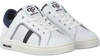 Weiße PINOCCHIO Sneaker low P1232  - small