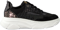 Schwarze RED-RAG Sneaker low 13044  - medium