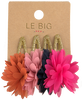 Mehrfarbige/Bunte LE BIG Stirnband TAMITA HAIRCLIPS  - small