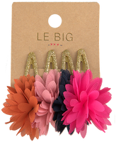Mehrfarbige/Bunte LE BIG Stirnband TAMITA HAIRCLIPS  - medium