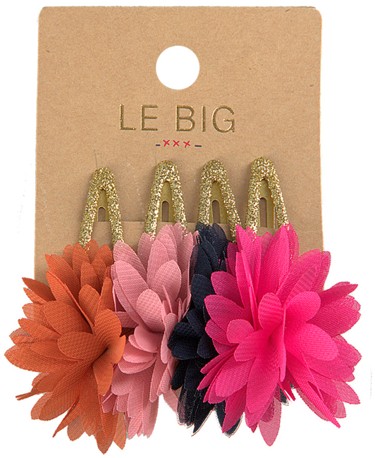 Mehrfarbige/Bunte LE BIG Stirnband TAMITA HAIRCLIPS  - large