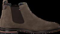 Taupe TOMMY HILFIGER Chelsea Boots SIGNATURE HILFIGER CHELSEA  - medium