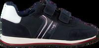 Blaue BOSS KIDS Sneaker low BASKET  - medium