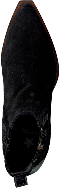 Schwarze MARIPE Cowboystiefel 29367  - large