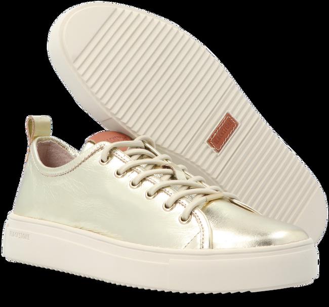Goldfarbene BLACKSTONE Sneaker low PL97  - large
