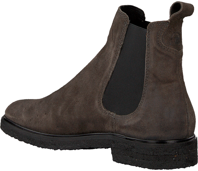 Braune GOOSECRAFT Chelsea Boots CHET CREPE CHELSEA - large