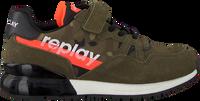 Grüne REPLAY Sneaker low RIBERY  - medium