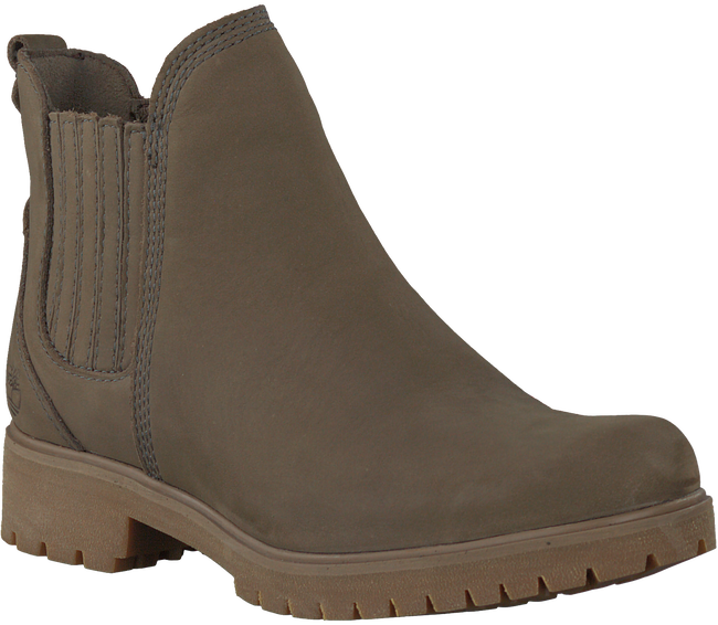 Braune TIMBERLAND Chelsea Boots LYONSDALE CHELSEA - large