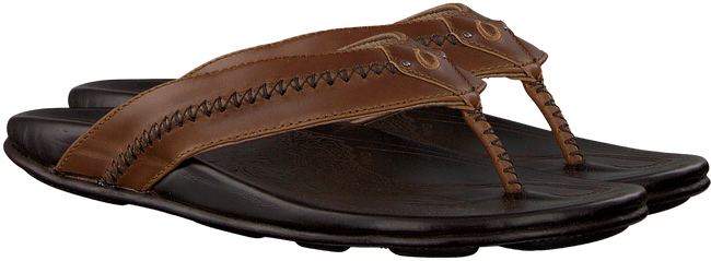 brown OLUKAI shoe MEA OLA  - large