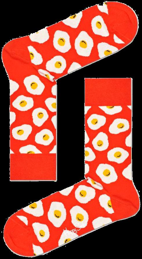 Mehrfarbige/Bunte HAPPY SOCKS Socken SUNNY SIDE UP YztOL
