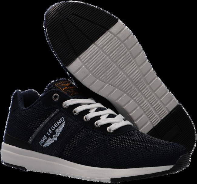 Blaue PME Sneaker low DORNIERER  - large