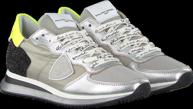 Graue PHILIPPE MODEL Sneaker low TRPX L D  - large
