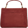 Rote COCCINELLE Handtasche LIYA SUEDE  - small
