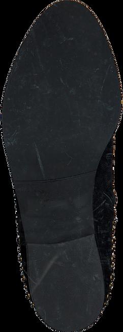 Schwarze ROBERTO D'ANGELO Stiefeletten 8407B - large