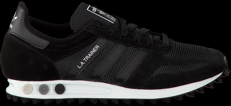 Heren Sneaker La Adidas Schwarze Trainer Og v80NnwOm