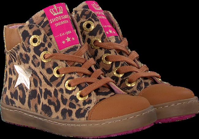 Cognacfarbene SHOESME Sneaker UR9W049  - large