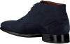 Blaue GREVE Business Schuhe RIBOLLA 1540  - small