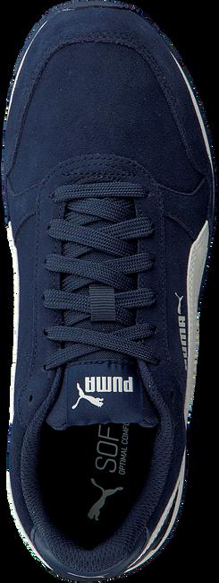 Blaue PUMA Sneaker ST RUNNER V2 SD JR - large