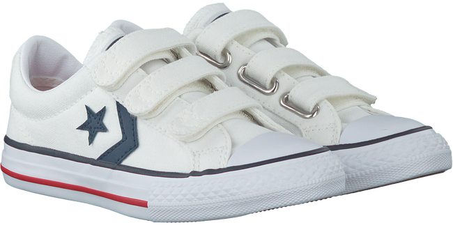Weiße CONVERSE Sneaker STAR PLAYER EV TRIPLE V OX KID - large