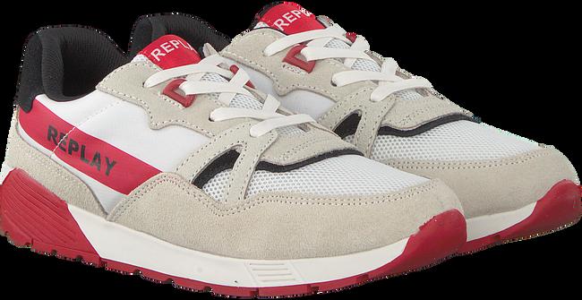 Weiße REPLAY Sneaker MIAMI  - large