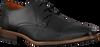 Schwarze VAN LIER Business Schuhe 1951700  - small