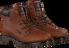 Cognacfarbene KIPLING Ankle Boots BALTASAR 1  - small