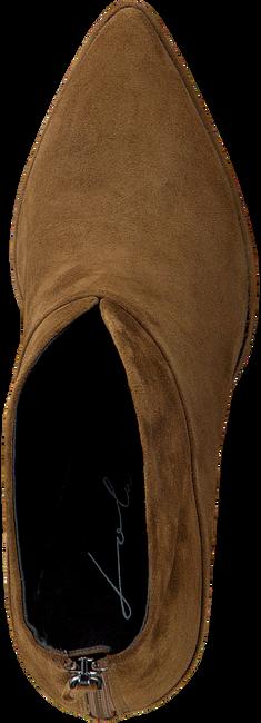Cognacfarbene LOLA CRUZ Stiefeletten 275T30BK-D-I19  - large
