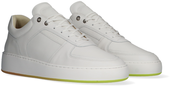 Weiße NUBIKK Sneaker low JIRO LIMA  - large