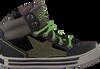 Schwarze BRAQEEZ Sneaker high DYLAN DAY  - small