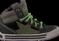 Schwarze BRAQEEZ Sneaker high DYLAN DAY  - medium