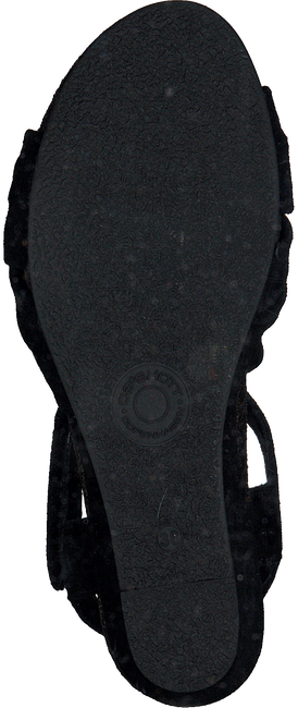 Schwarze CA'SHOTT Sandalen 23073  - large