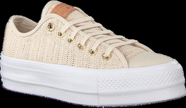 Beige CONVERSE Sneaker CTAS LIFT OX DRIFTWOOD/DRIFTW - large
