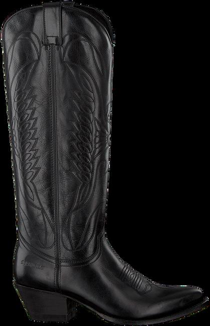 Schwarze SENDRA Cowboystiefel 8840  - large