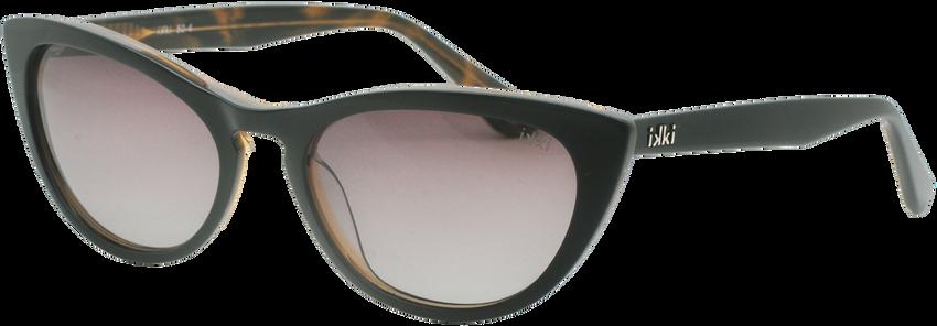 Schwarze IKKI Sonnenbrille LILLY  - larger