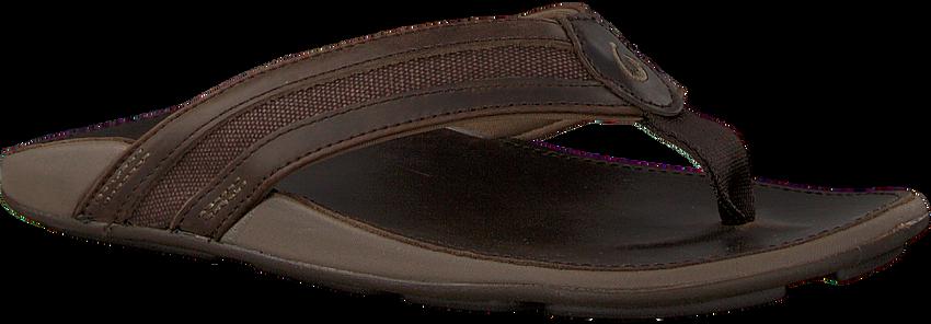 brown OLUKAI shoe IKOI  - larger