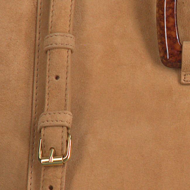 Cognacfarbene NOTRE-V Handtasche 18251  - large