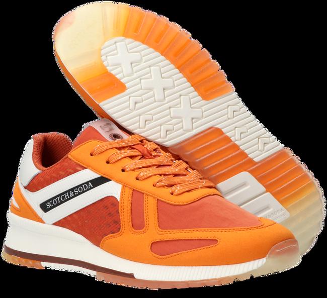 Orangene SCOTCH & SODA Sneaker low VIVEX  - large