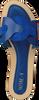 Blaue NOTRE-V Pantolette 18701  - small