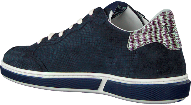 Blaue FLORIS VAN BOMMEL Sneaker low 13350  - large