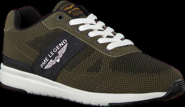 Grüne PME Sneaker low DORNIERER  - large