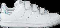 Weiße ADIDAS Sneaker low STAN SMITH CF C  - medium