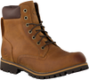 Braune TIMBERLAND Ankle Boots EK RUGWP 6 BTP RED B MED - small