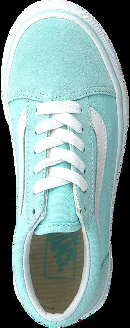 Blaue VANS Sneaker UY OLD SKOOL BLUE TINT KIDS  - large