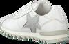 Weiße UNISA Sneaker DONYA - small
