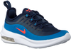 Blaue NIKE Sneaker low AIR MAX AXIS (PS)  - small